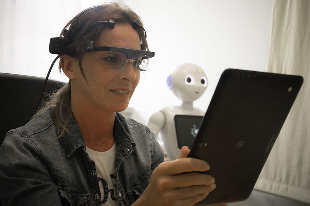 eye tracker: uno strumento di neuromarketing di neurowebdesign