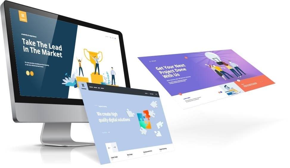 visual-neurowebdesign-landing-page